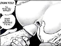 Softcore Sexual Fetish Dream Comics