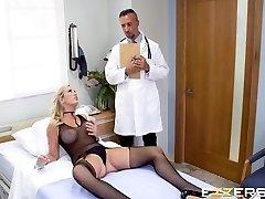 Brett Rossi In The Second Cumming Part 1