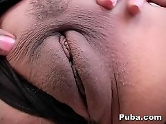 Ample Bap Indian Swallows Her Pride