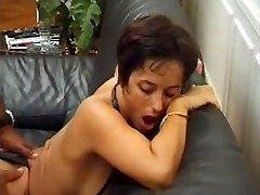 Hot mature assfucking with spunk