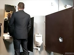 Fellows Over 30 Public Work Douche GloryHole