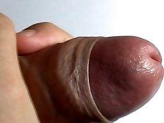 Extreme Close-up Hand-job