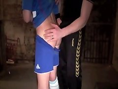 Horny coach & the harmless schoolgirl