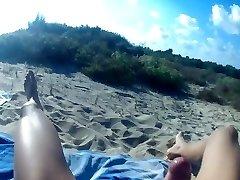 Beach massive pipe