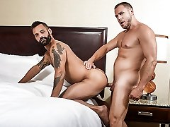 David Benjamin & Hans Berlin in Mail Order Hubby Part Three - DrillMyHole