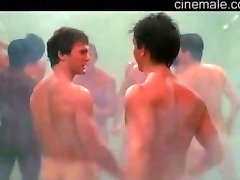 Dudes's shower room (part5): singing with buddies in movies (jokey compil)