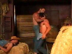 Three Faggots Farmers By Rambo