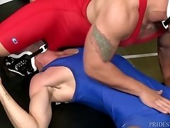 High Performance Studs Fucking Horny Wrestlers