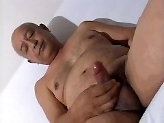 Chinese old boy 124