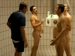 Dudes's shower room (part6): the coach in mainstream movies (funny compil)