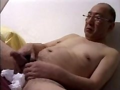Asian old fellow 114