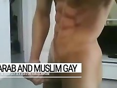 Turkish Adonis, god of cum. Perfect body. Lasting love of arab homosexual intercourse
