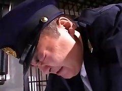 Used Homosexual Japan Cop