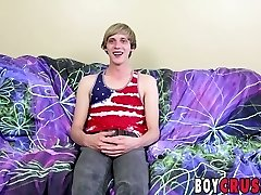 Kyle Rhodes in Hung bottom dude Kyle Rhodes gets mischievous while being alone - BoyCrush