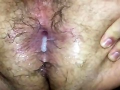 unshaved ass hole's sweet nightmare