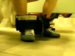 Public toilet fun!!