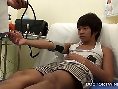 Mischievous Asian Dr Oliver Barebacks Paul