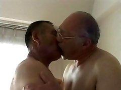 Japanese older man 118