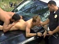 Blasted by the police