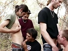 Spunk Hungry Road Whores - Scene 5