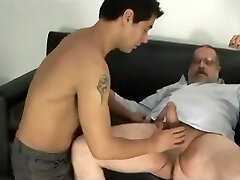 Dad bear fuck younger guy