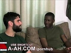 Savoring Black Cock