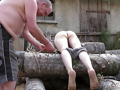 Corporal punishment in the Early Middle Ages
