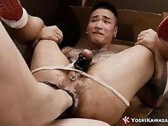 YOSHIKAWASAKIXXX - Asian Yoshi Kawasaki Fisted And Peed On