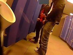 masturbate in toilet :-)