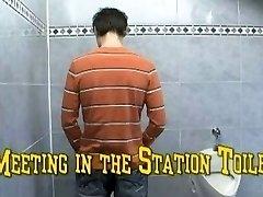 kohtumine jaamas wc