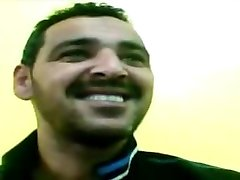nasty arab on web cam