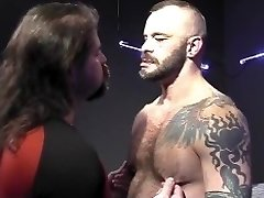 Backroom Muscle Daddies - Scene 2