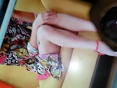 Jizm Tribute To Chloe Grace Mortez Hot Legs