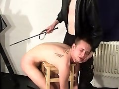 Masculine Flogging and whipping