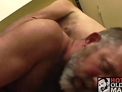 old guy fucks a father
