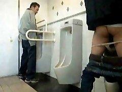 public wc dildo