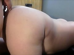 Suspended Chaser fucks hot aussie chub ass rear end & rides my cock