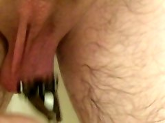 Pt 2 . How to trim your schlong - Up close and in the shower