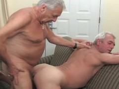 Grandfather ravage older