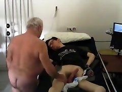 Str8 daddy takes care of all needs - covert web cam