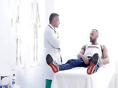 Raw Sexual Overload VII - Alessio barebacks the Medic