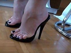 Küps jalad