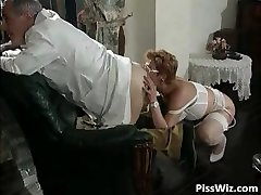 Mature couple love messy sex and taste part2