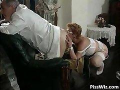 Zrela par voli prljavi seks i okus часть2