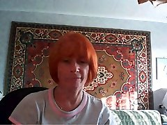 रूसी परिपक्व स्काइप पर - 2 (ns)