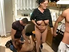 Mature content(gang party)