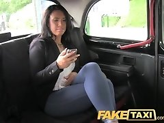 FakeTaxi Fellate my man sausage to the balls or walk