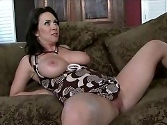 Mommy gets a great creampie
