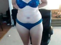 מכוער חנון אישה שמנה מאוננת חזק
