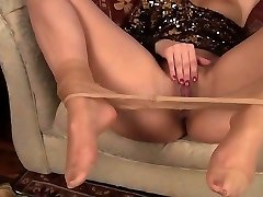 olivia jayne stocking play
